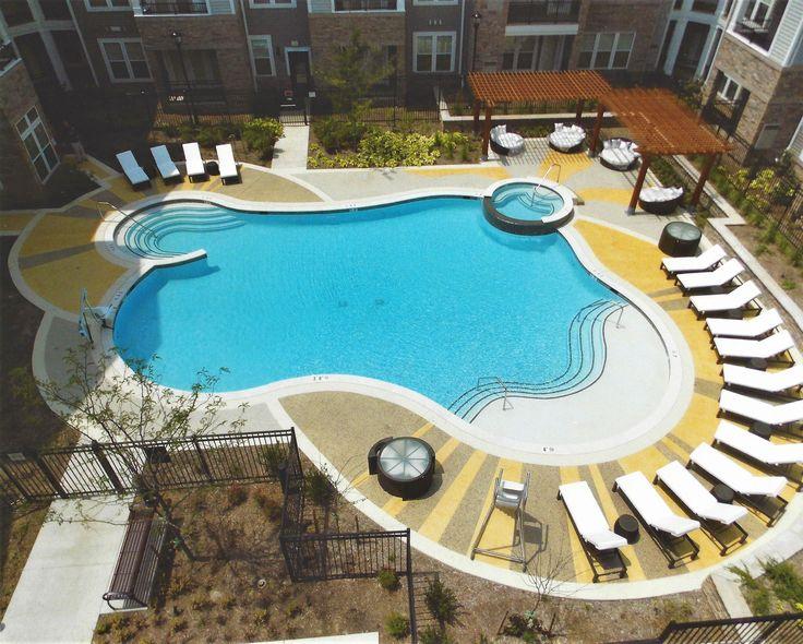 Best 20 concrete resurfacing ideas on pinterest for Affordable pools warrenton missouri