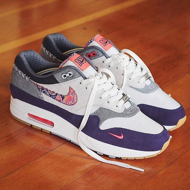 Is it even possible to make a bad Bespoke Nike Air Max 1