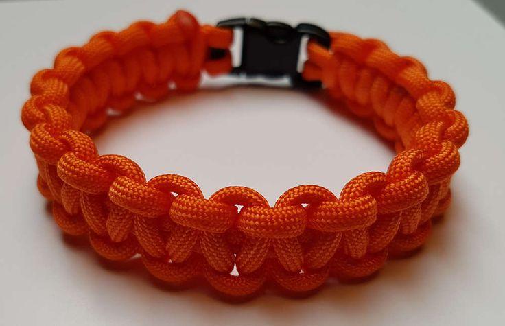 Paracod Armband orange