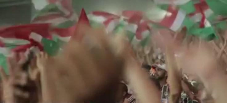 Vídeo: Fluminense homenageia Dia Mundial do Rock com hino ao som de guitarra
