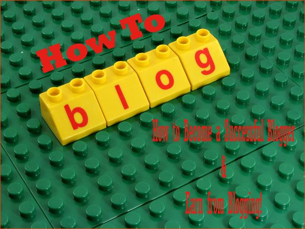 How to Become a Successful Blogger and Earn from Blogging!