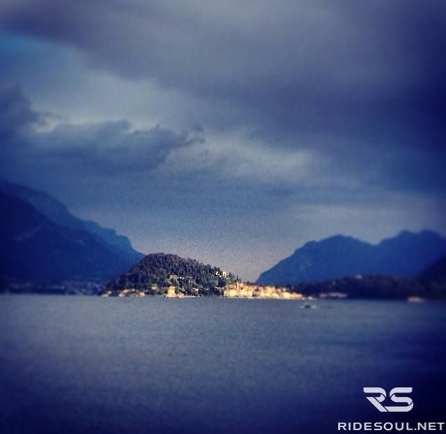 The town of Bellagio, Lake of Como. #motorcycle #tour #italy