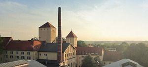 Fabrica de @weihenstephan, la #cerveza más antigua del mundo