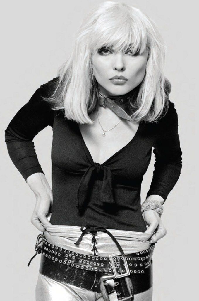 Debbie Harry Fashion Icon Images Galleries With A Bite