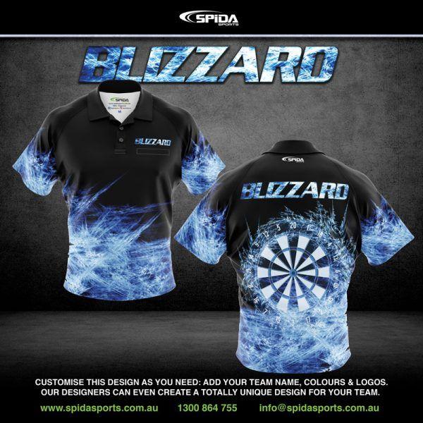 40919131 Blizzard-Custom-Darts-Shirts   different short hair cuts. in 2019 ...