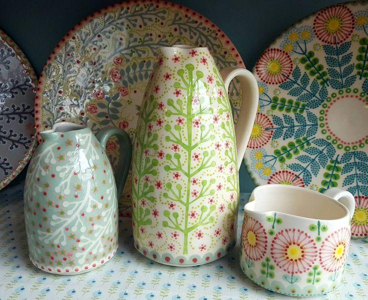 Katrin Moye ceramics ❣
