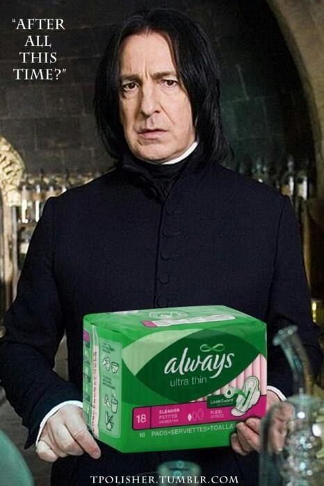 Dieses Versprechen: | 17 Harry Potter-Memes, die nie nicht lustig sind