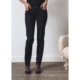 Pantalon slim @ LA FEE MARABOUTEE