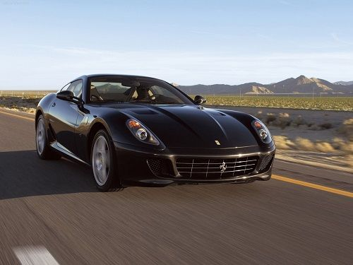 Harga Mobil Ferrari 599 GTB Fiorano
