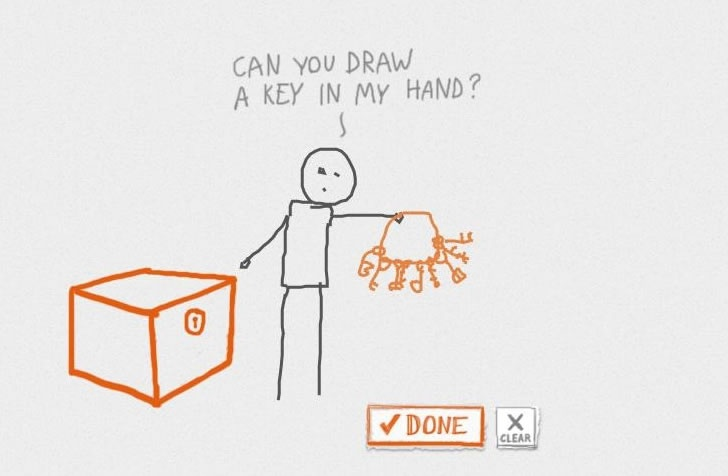 Draw a stickman and see what happens.  Guaranteed to be worth your time.   Click on the photo to go to the website then go to the home page to start.