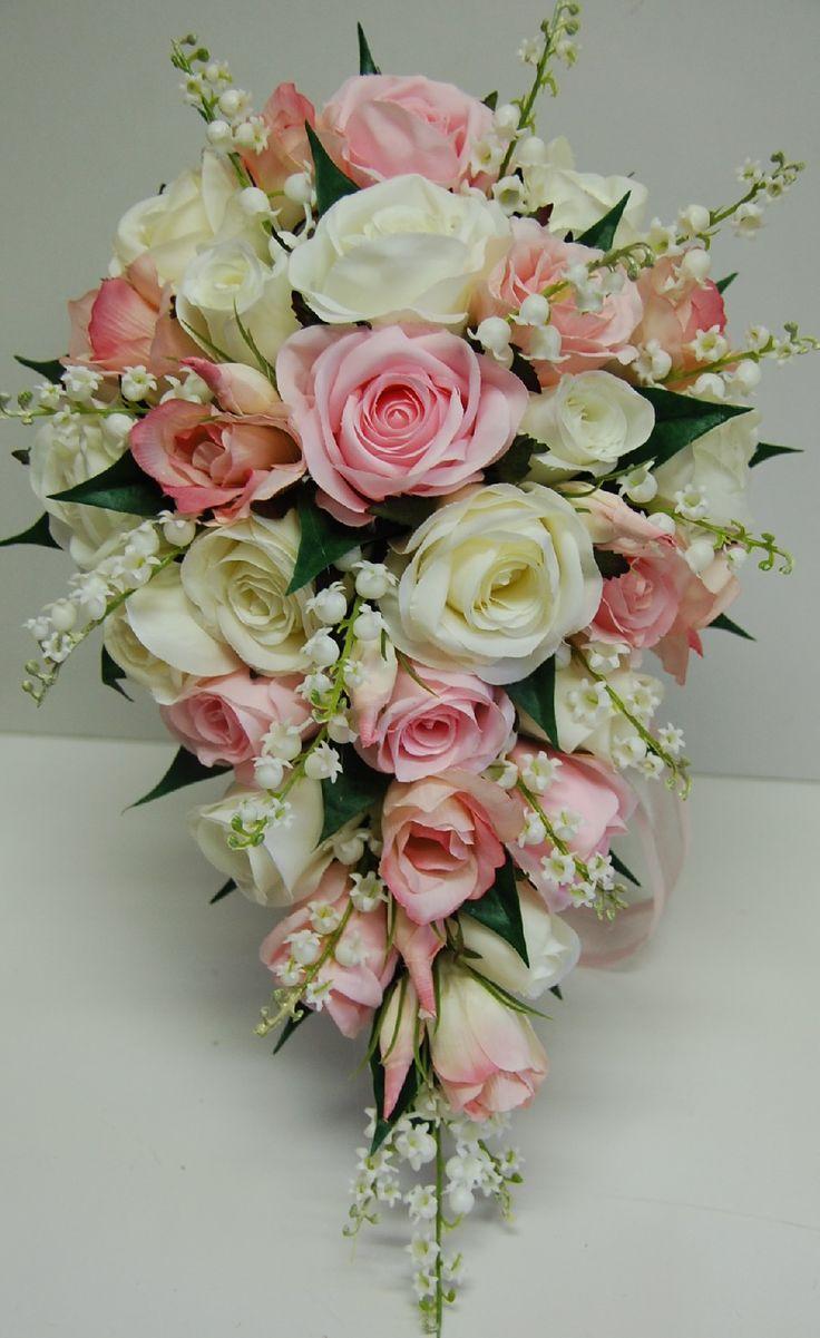 67 best Teardrop bouquets images on Pinterest | Bridal bouquets ...