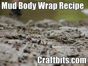 Mud Body Wrap Recipe