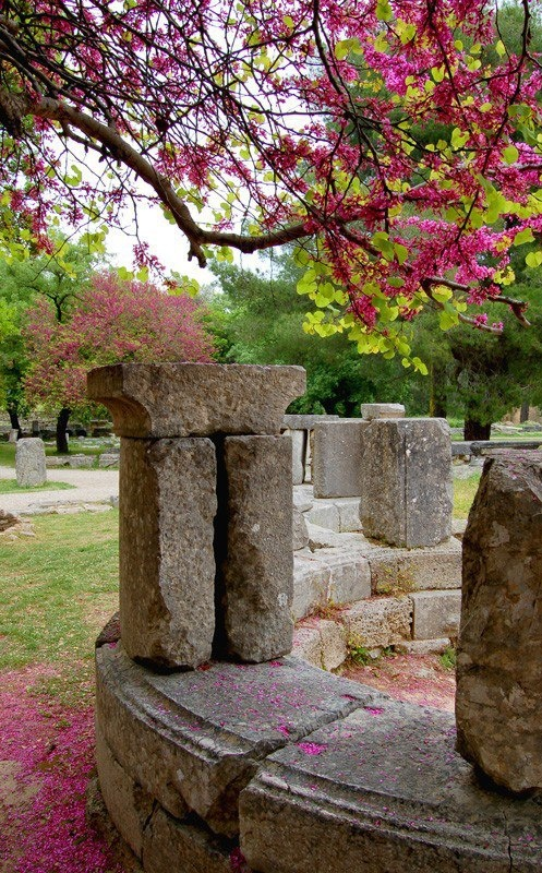 Ancient Olympia,Greece
