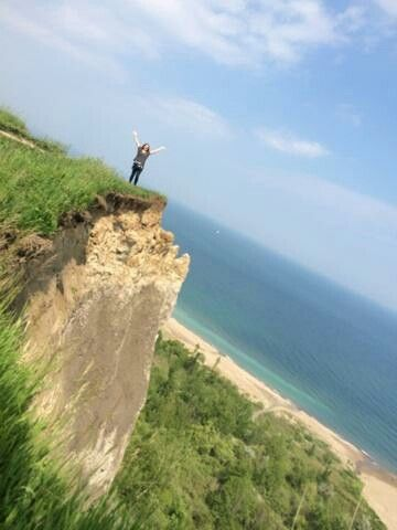 The Scarborough Bluffs - Toronto ON Canada