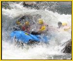Clear Creek Rafting - Lower Beaver Falls