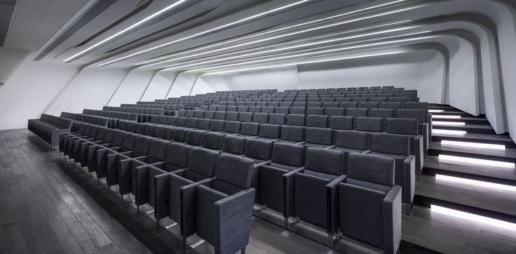 Gallery of Jockey Club Innovation Tower / Zaha Hadid Architects - 18