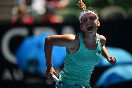 Australian Open: Elise Mertens Routs Elina Svitolina to Reach Semifinals