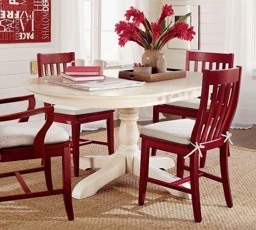 painted table and chairs - Google Search
