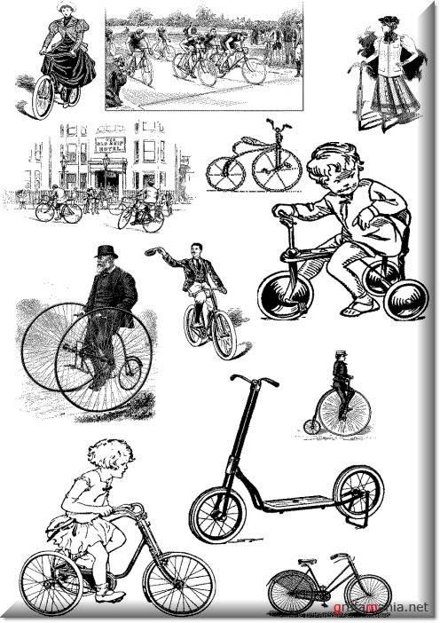 Графические рисунки 4   Graphic drawings 4