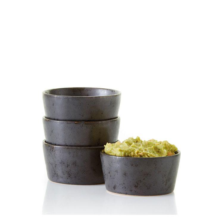 Bitz skåle i forskellige størrelser