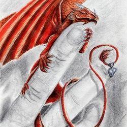 Sandra Chapdelaine-artiste - série Dragons de poche