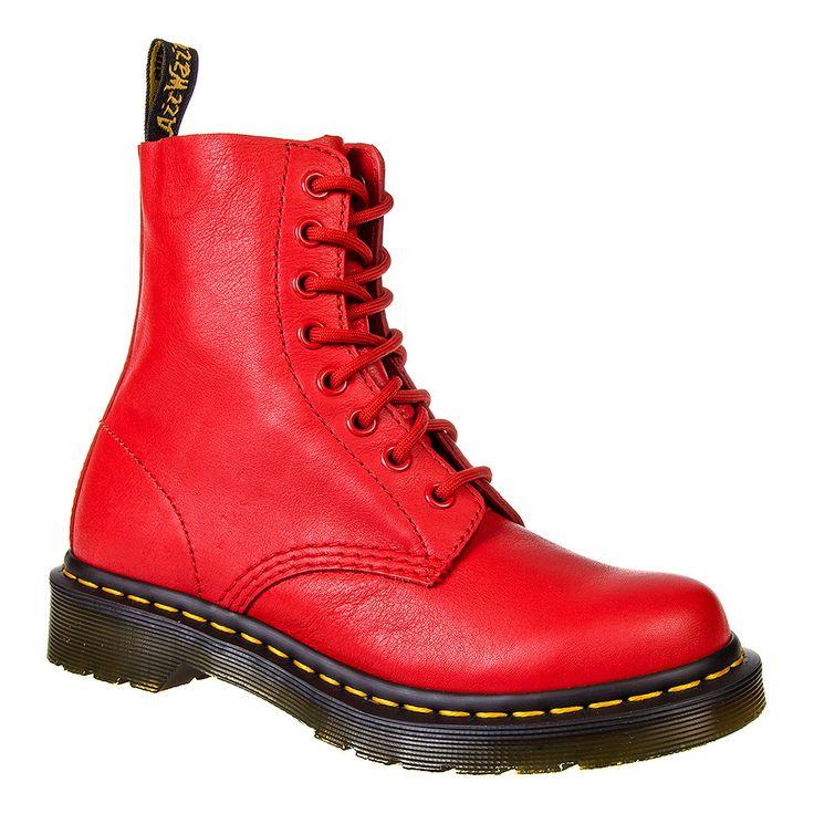 Dr Martens Pascal Boots (Buffalo Blood)