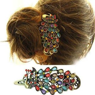 Products that inspire: Retro colorful vintage hairpin