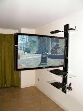 Las 25 mejores ideas sobre soportes para tv led en - Soporte para television ...