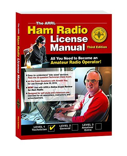 HAM radio is easier to learn as you go. But the problem is that you need a license before you can even use one. Well, it only takes seven days.