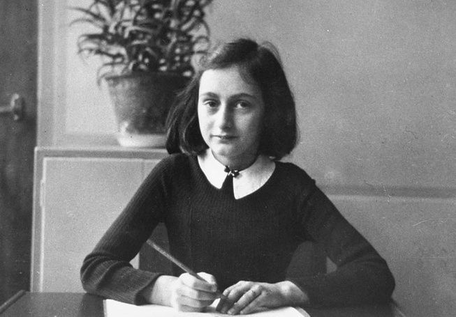 Anne Frank Exhibition - Sydney Jewish Museum March 7th-June 8th 2014