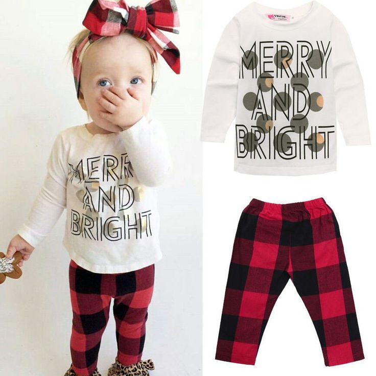 20 Best Cute Baby Christmas Clothes Images On Pinterest Daughters