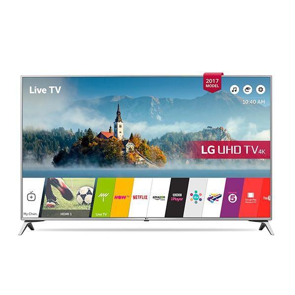Smart Tv Lg 55uj651v 55 Ultra Hd 4k Led Usb X 2 Hdmi X 4 Hdr Wifi