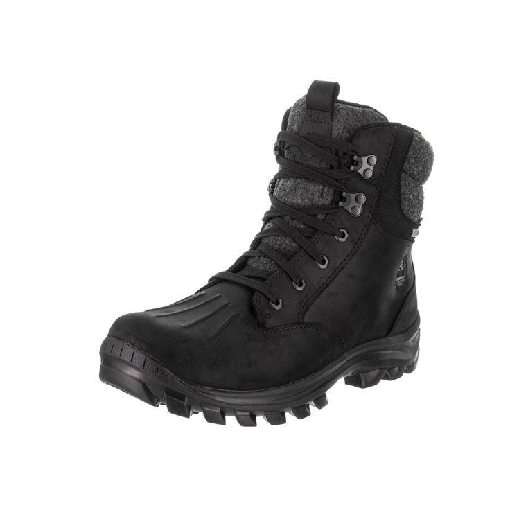 Timberland Men's Chillberg Mid Waterproof Boot