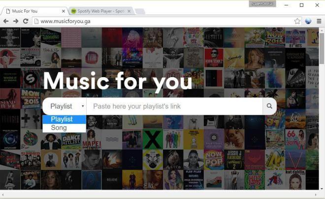 baixar musicas spotify direto