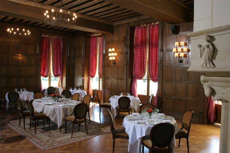 Chateau d'Augerville - Restaurant