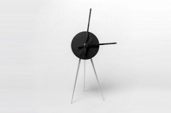 Abaxial Clock 1991