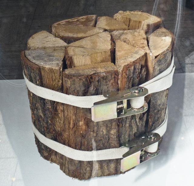 strap wood
