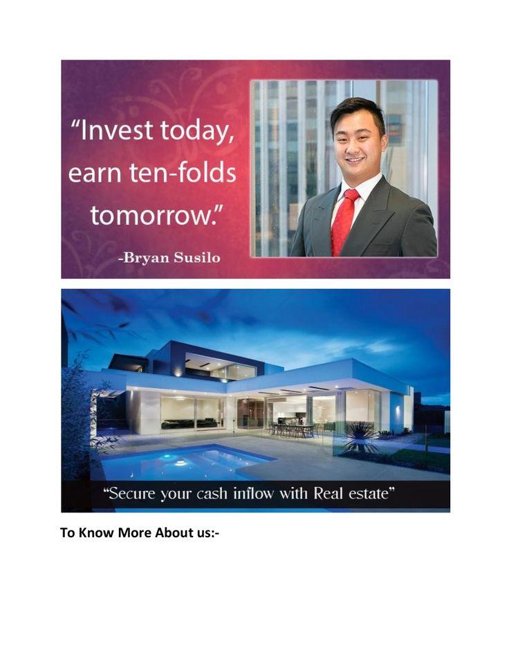 Bryan susilo   invest today earn ten-folds tomorrow by Bryan Susilo via slideshare