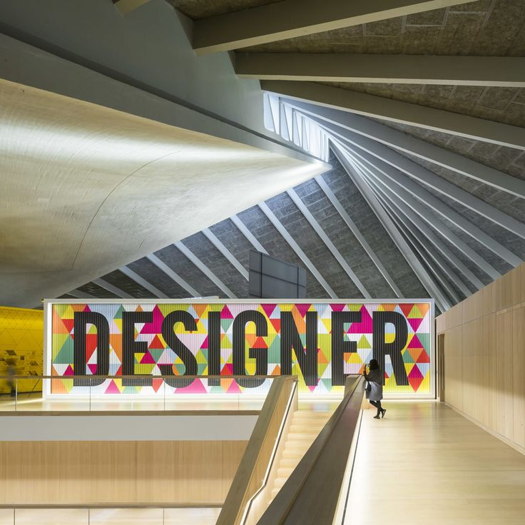 John Pawson, OMA - Office of Metropolitan Architecture, Sergio Grazia, Luc Boegly, French+Tye, Luke Hayes · New Design Museum