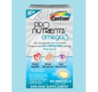 $1.00 off one ProNutrients Omega-3 Centrum, $1.00 off one ProNutrients Omega-3 Centrum, Printable Coupons