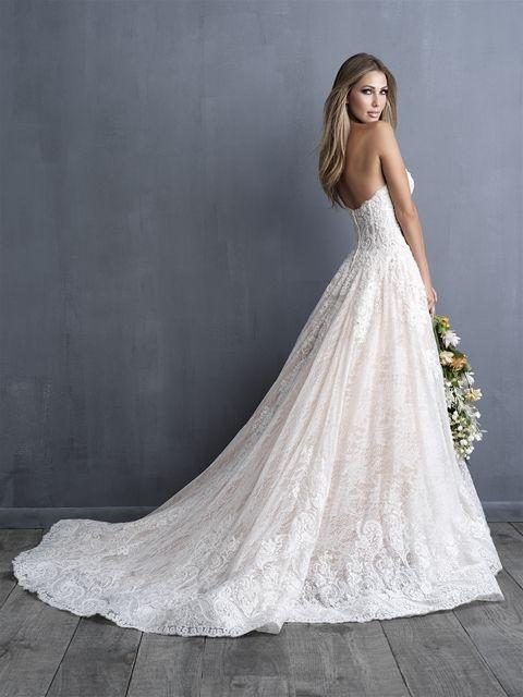 27 best Allure Bridals images on Pinterest   Brautkleider, Allure ...