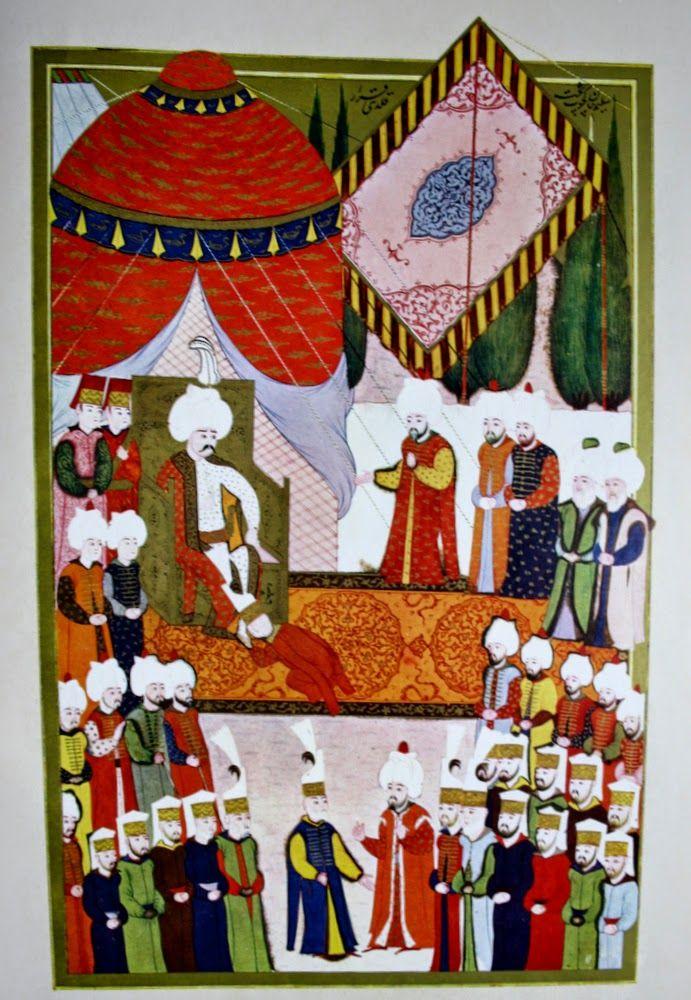 OĞUZ TOPOĞLU : yavuz sultan selim'in cülusu, hünername mehmed bur...