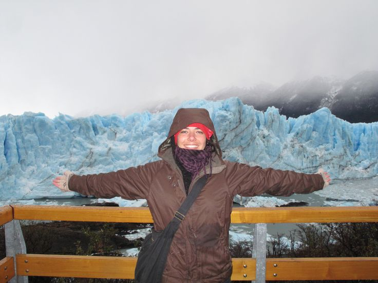 Our Travel Advisor Rylee greets the winter in #Patagonia.