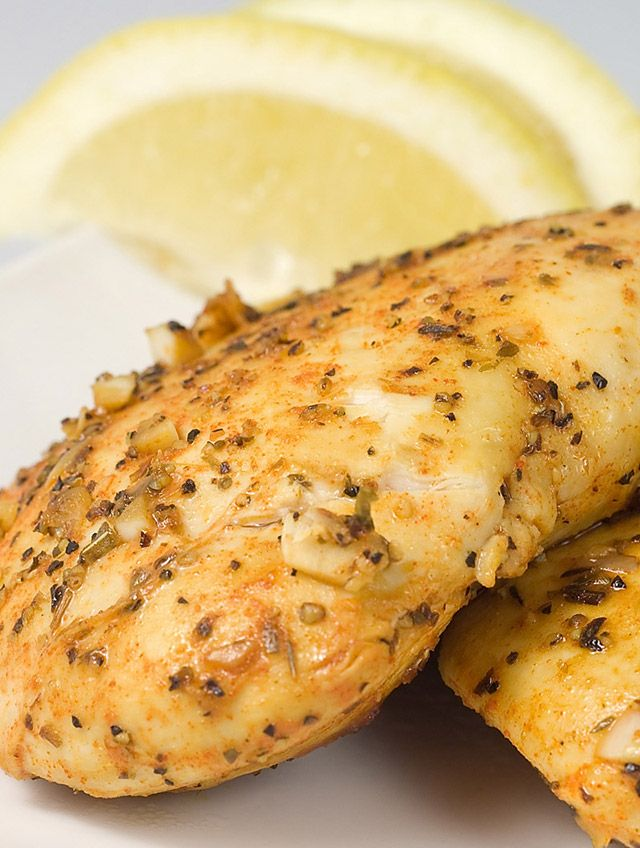 Lemon Pepper Chicken Recipe. Not to brag....but I make awesome lemon pepper chicken! But it took lots of practice to get the flavors to blend just right.