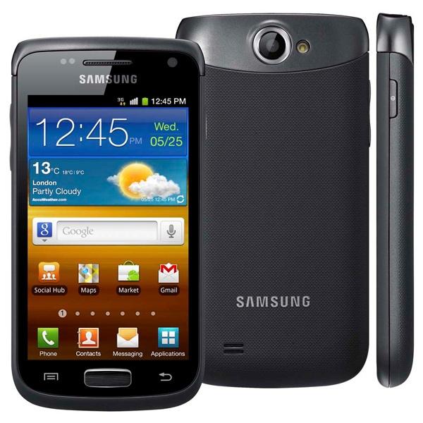 Smartphone Samsung Galaxy W GT-I8150B, Android 2.3, Wi-Fi, 3G, Câmera 5 Megapixels, Bluetooth, GPS - (DESBLOQUEADO)!    Veja mais em www.balaodainformatica.com.br
