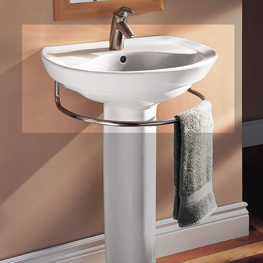 21 Best Pedestal Sinks Images On Pinterest Bathroom