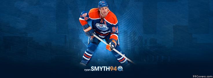 Edmonton Oilers Ryan Smith Facebook Covers