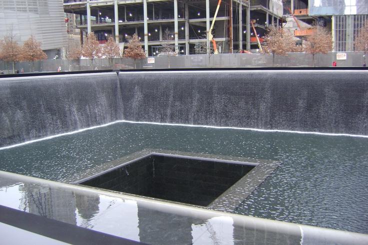 #NYC #Ground #Zero. The #9/11 #Memorial.
