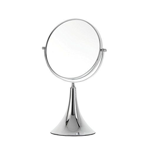 Special Offers - Danielle Enterprises 5X Magnification Vanity Mirror Chrome Trumpet Small For Sale - In stock & Free Shipping. You can save more money! Check It (November 10 2016 at 11:57PM) >> http://bathvanitiesusa.net/danielle-enterprises-5x-magnification-vanity-mirror-chrome-trumpet-small-for-sale/