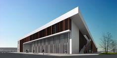 1. ödül Kadirli Belediyesi Hizmet Binası ve Kültür Merkezi Ulusal Mimari Proje Yarışması